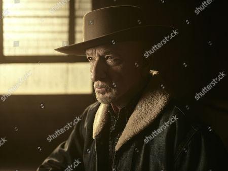 Sir Ben Kingsley as Pastor Byron Brown
