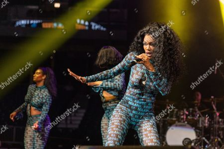Editorial image of WGCI Summer Jam, Wintrust Arena, Chicago, USA - 24 Aug 2019