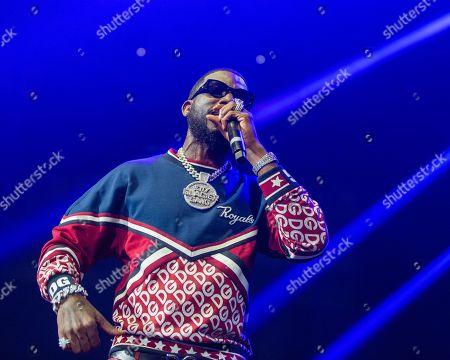 Stock Image of Gucci Mane - Radric Delantic Davis