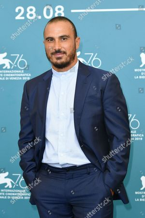 Editorial photo of 'The Mayor of Rione Sanita' photocall, 76th Venice Film Festival, Italy - 30 Aug 2019