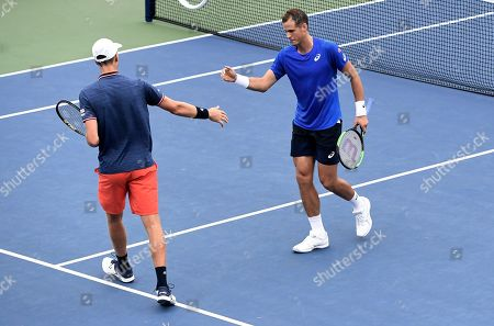 Editorial picture of US Open Tennis, New York, USA - 30 Aug 2019