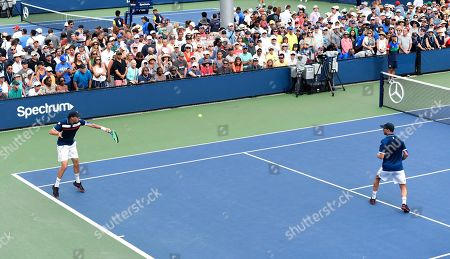Editorial photo of US Open Tennis, New York, USA - 30 Aug 2019