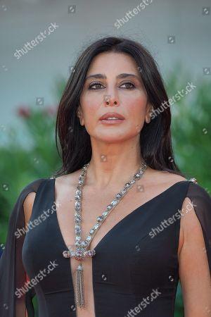 Stock Image of Nadine Labaki