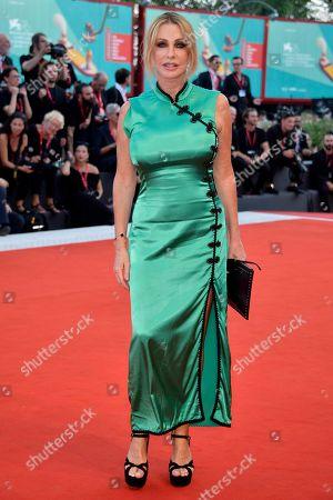 Stock Picture of Paola Ferrari