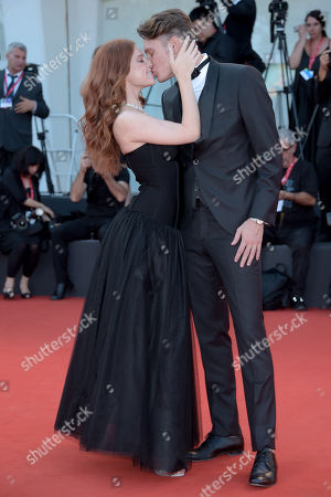 Ludovica Bizzaglia and Cristiano Piccirillo