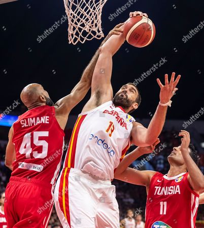 Editorial photo of FIBA Basketball World Cup 2019, Guangzhou, China - 31 Aug 2019