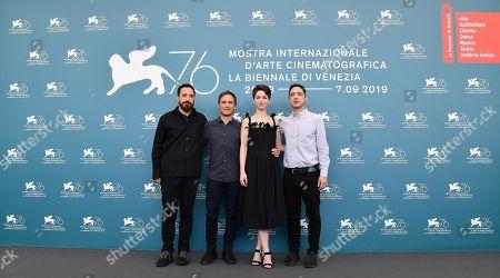 Editorial photo of Ema - Photocall - 76th Venice Film Festival, Italy - 31 Aug 2019