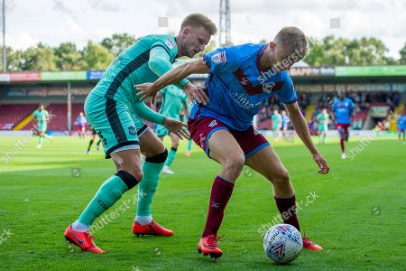 Editorial image of Scunthorpe United v Carlisle United, EFL Sky Bet League 2 - 31 Aug 2019