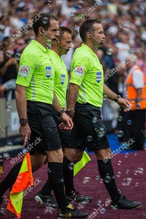 Editorial photo of West Ham United v Norwich City, Premier League - 31 Aug 2019