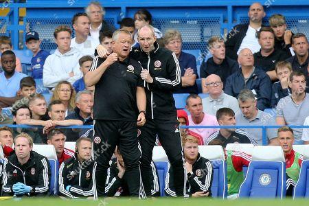 Editorial image of Chelsea v Sheffield United, Premier League, Football, Stamford Bridge, London, Greater London, United Kingdom - 31 Aug 2019