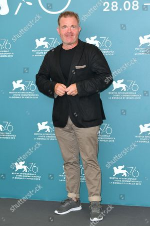 Editorial picture of 'Adults in the room' photocall, 76th Venice Film Festival, Italy - 31 Aug 2019