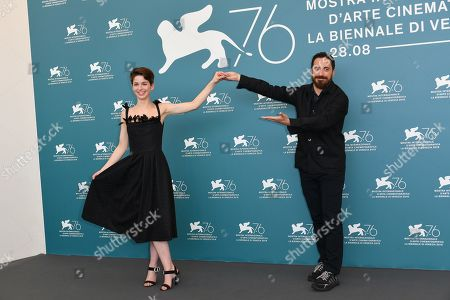Editorial image of 'Ema' photocall, 76th Venice Film Festival, Italy - 31 Aug 2019