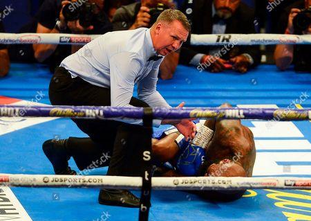 Editorial picture of Joshua Buatsi vs Ryan Ford, Boxing, O2 Arena, London, UK - 31 Aug 2019