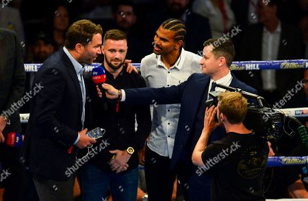 Editorial picture of Hughie Fury vs Alexander Povetkin, Boxing, O2 Arena, London, UK - 31 Aug 2019