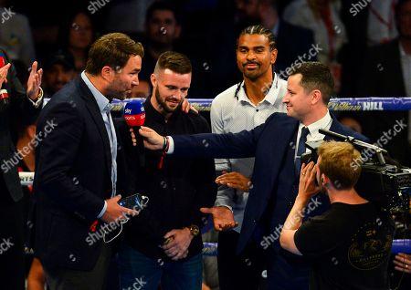 Editorial image of Hughie Fury vs Alexander Povetkin, Boxing, O2 Arena, London, UK - 31 Aug 2019