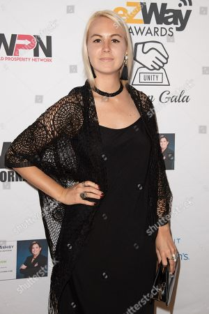 Editorial picture of eZWay Awards Golden Gala, Arrivals, Center Club, Los Angeles, USA - 30 Aug 2019