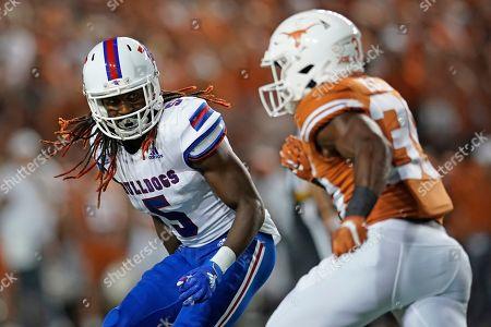 Editorial photo of Louisiana Tech Texas Football, Austin, USA - 31 Aug 2019