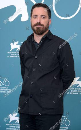 Stock Photo of Pablo Larrain