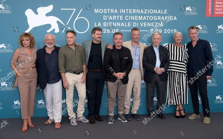 Editorial image of 'Vivere' photocall, 76th Venice Film Festival, Italy - 31 Aug 2019