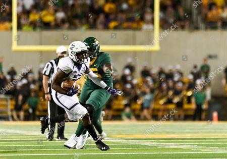 Editorial photo of NCAA Football Stephen F. Austin Lumberjacks vs Baylor Bears, Waco, USA - 31 Aug 2019