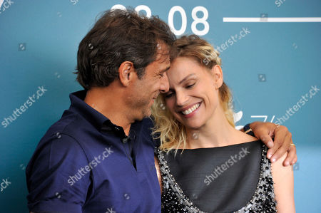 Editorial photo of 'Vivere' photocall, 76th Venice Film Festival, Italy - 31 Aug 2019