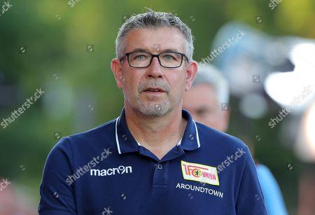 Trainer Urs Fischer / Portrait Porträt Portraet / Einzelbild / close up      / Sport / Football Football / DFL Bundesliga Herren / Saison 2019/2020 / 31.08.2019 / 1.FC Union Berlin FCU vs. BVB Borussia Dortmund /