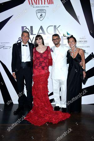 Guest, Monica Bellucci, Simone Marchetti, Guest