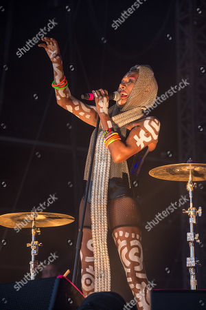 Editorial image of Downs Festival, Bristol, UK - 31 Aug 2019