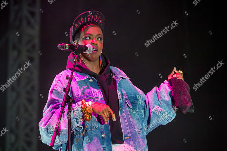 Stock Photo of MS Lauryn Hill