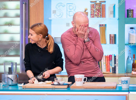 Stacey Dooley and Simon Rimmer