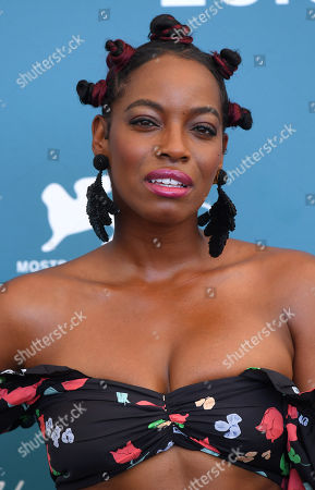 Editorial image of 'American Skin' photocall, 76th Venice Film Festival, Italy - 01 Sep 2019