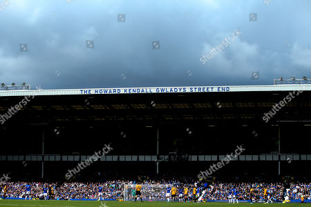 Editorial picture of Everton v Wolverhampton Wanderers, UK - 01 Sep 2019