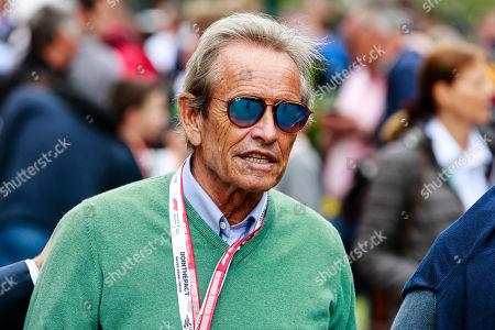 Stock Photo of Motorsports: FIA Formula One World Championship 2019, Grand Prix of Belgium,  Jacky Ickx (BEL)