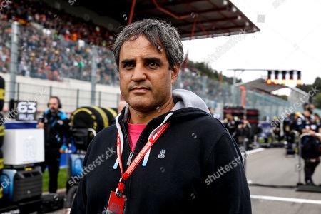 Motorsports: FIA Formula One World Championship 2019, Grand Prix of Belgium,  Juan Pablo Montoya
