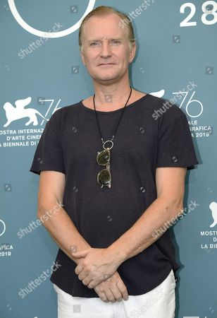 Ulrich Thomsen poses at a photocall for 'The New Pope' during the 76th annual Venice International Film Festival, in Venice, Italy, 01 September 2019. The movie is presented in out of competition at the festival running from 28 August to 07 September.