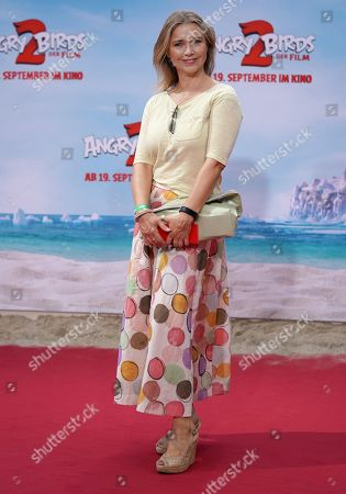 Editorial picture of German premiere Angry Birds 2 in Berlin, Germany - 01 Sep 2019