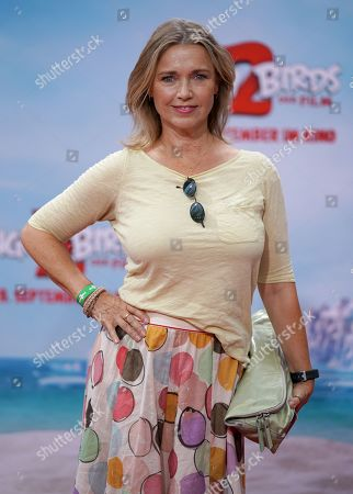 Editorial photo of German premiere Angry Birds 2 in Berlin, Germany - 01 Sep 2019