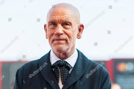 John Malkovich poses for photographers upon arrival at the premiere of the film 'The New Pope' at the 76th edition of the Venice Film Festival, Venice, Italy
