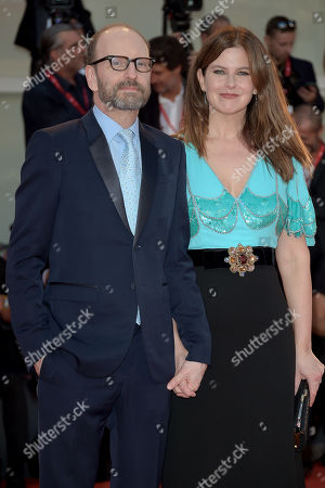 Editorial image of 'The Laundromat' premiere, 76th Venice Film Festival, Italy - 01 Sep 2019