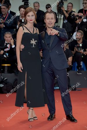 Bianca Vitali and Stefano Accorsi