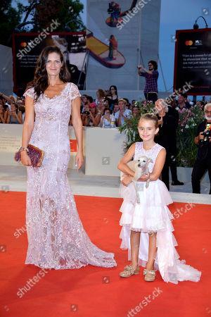 Veronica Berti and Virginia Berti