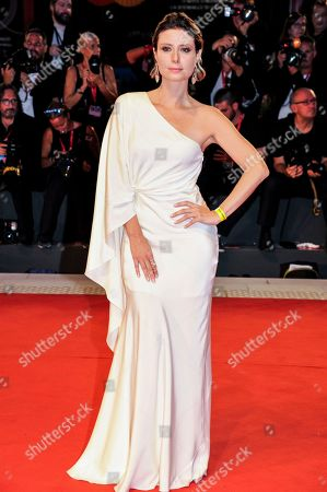 Editorial image of Filming Italy Best Movie awards, Arrivals, 76th Venice Film Festival, Italy - 01 Sep 2019