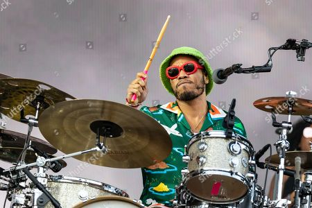 Stock Picture of Anderson Paak and The Free Nationals