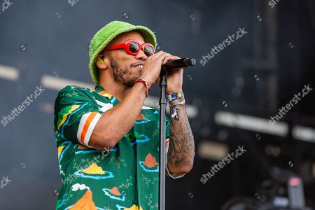 Editorial image of Made In America Festival, Day 1, Philadelphia, USA - 31 Aug 2019