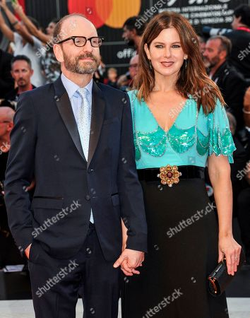Editorial picture of 'The Laundromat' premiere, 76th Venice Film Festival, Italy - 01 Sep 2019