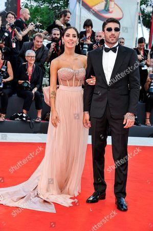 Giulia De Lellis and Andrea Iannone