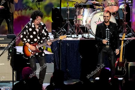 Editorial photo of Ringo Starr and his All-Starr Band in concert at the Greek Theatre, Los Angeles, USA - 01 Sep 2019