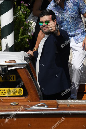 Editorial picture of Arrivals, Day 6, 76th Venice Film Festival, Italy - 01 Sep 2019