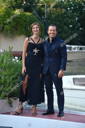 Bianca Vitali, Stefano Accorsi