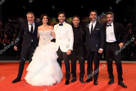 Olivier Assayas ; Penelope Cruz ; Edgar Ramirez ; Gael García Bernal ; Wagner Moura ; Leonardo Sbaraglia